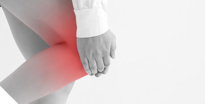 膝痛(変形性膝関節症)